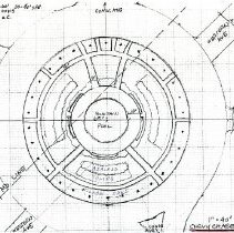 Image of Chevy Chase Circle diagram, 1992 (1000.123.01a)
