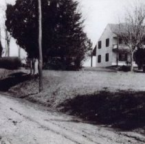 Image of Brookeville Road looking north (1000.127.07a)