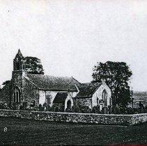 Image of Elsdon churchyard (1000.129.06b)
