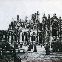 Image of Melrose Abbey (1000.129.06a)