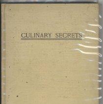 Image of 1987.11.01 - Culinary Secrets