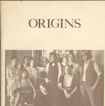 Image of 1987.31.04 - Origins I