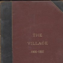 Image of 1987.35.01 - The Village - 1906-1907