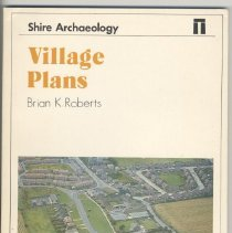 Image of 1989.03.02 - Shire Archeology: Village Plans