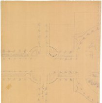 Image of 1989.06.04 - 1892-1893 Landscape Plan of Chevy Chase, Maryland