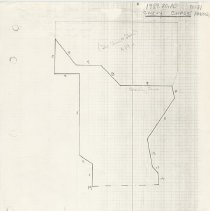 Image of 1989.20.10 - Property Map - Original Land Grant - Chevy Chase and Charles and Thomas properties
