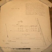 Image of 1989.24.36 - Plat Map - Drummond