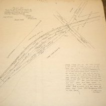 Image of 1990.17.15 - Plat of Road petitioned for/by James F. Barbour and others