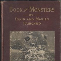 """Image of 1995.04.01 - """"Book of Monsters"""""""