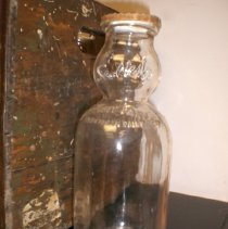 Image of 2002.16.01 - Milk Bottle
