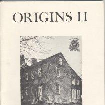 Image of 2004.34.02 - Origins II