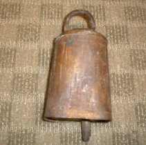 Image of 2005.23.01 - Cowbell