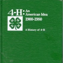 Image of 2005.31.01 - 4-H: An American Idea, 1900-1980