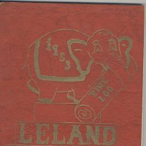 Image of 2006.42.03 - Pine Log Yearbook 1953