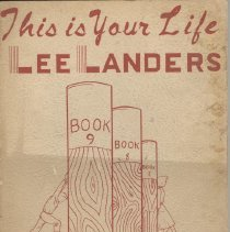 Image of 2006.42.05 - Pine Log Yearbook 1955