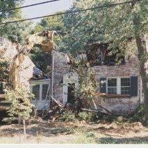 Image of 2007.04.05 - Demolition of 7005 Fulton Stree