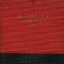 Image of 2007.18.01 - The Chevy Chase Club, 1927