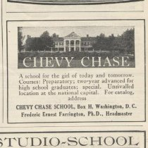 Image of 2007.18.03 - Chevy Chase School