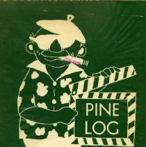 Image of 2007.20.03 - Pine Log Yearbook 1961