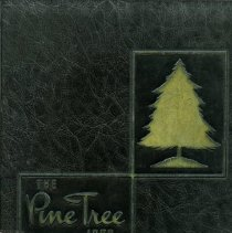 Image of 2007.20.05 - 1962 BCC Pine Tree Yearbook