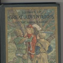 """Image of 2007.71.09 - """"Stories of Great Adventures"""""""