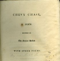 Image of 2007.74.14 - Chevy Chase, A Poem