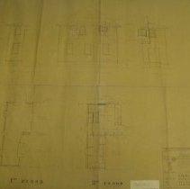 Image of 2008.04.11 - Stanley H. Arthur Architect Plans