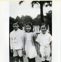 Image of 2008.101.07 - Arthur J. Jr., Anne, and Howard Phelan