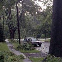 Image of 2008.153.127 - Damage to 4210 Rosemary Street