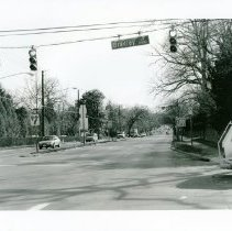 Image of 2008.185.22 - Connecticut Avenue South from Bradley Lane