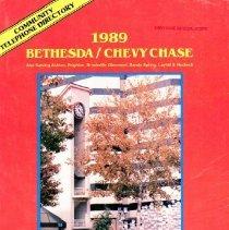 Image of 2008.20.110 - 2005-2006 Bethesda, Chevy Chase Community PhoneBook