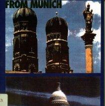 Image of 2008.20.19 - From Munich to Washington