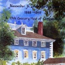 Image of 2008.20.30 - Alexander H. Ladd's Garden Book
