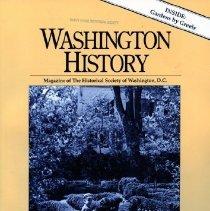 Image of 2008.20.56 - Washington History, Volume 10, Number 1