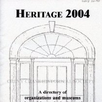 Image of 2008.20.90 - Heritage 2004