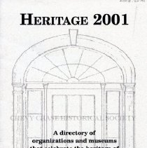 Image of 2008.20.91 - Heritage 2001