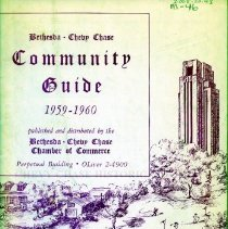 Image of 2008.20.93 - Bethesda-Chevy Chase  Community Guide 1959-1960