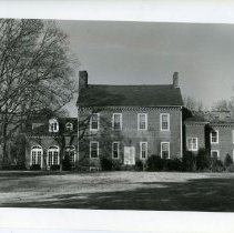 Image of 2008.288.01 - Hayes Manor,  4101 Manor Road