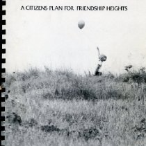 Image of 2008.33.47 - A Citizens' Plan for Friendship Heights