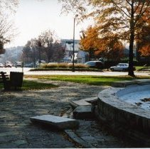 Image of 2008.364.35 - Damage to Chevy Chase Circle