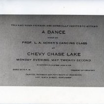Image of 2008.387.02 - Dance Card