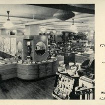 Image of 2008.39.04 - Enlarged Houseware Section, Woodward & Lothrop Department Store