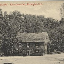 Image of 2008.60.01 - The Old Pierce Mill, Rock Creek Park, Washington, DC