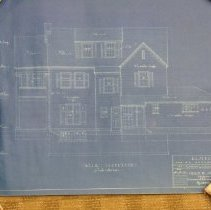 Image of 2008.610.15 - Architectural plans