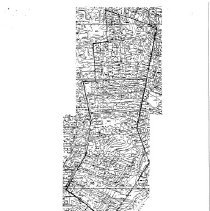 Image of 2008.62.03 - A District Survey of Martin's Addition, Maryland, Thornapple Street and the Northern Part of Delfield Street