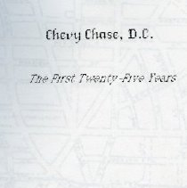 Image of 2008.74.03 - Chevy Chase, D.C. - The First Twenty Five Years