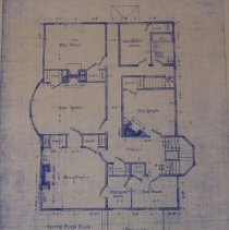 Image of 2009.1001.05 - Architectural plans