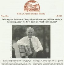 Image of 2009.1055.52 - CCHS Newsletter: 2003
