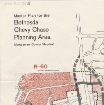 Image of 2009.1072.10 - Master Plan for the Bethesda Chevy Chase Planning Area
