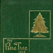 Image of 2009.113.11 - 1966 BCC Pine Tree Yearbook